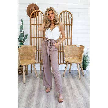 She Means Business Jumpsuit