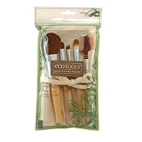 Cosmetic Brushes Eco Tools Bamboo 5 Piece Brush Set Ulta.com - Cosmetics, Fragrance, Salon and Beauty Gifts