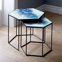 Cosmos Side Tables