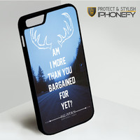 Fall Out Boy Sugar We're Going Down Lyrics iPhone 6 Case iPhonefy