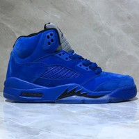 Nike AIR JORDAN 5 RETRO AJ5 Basketball boots-2