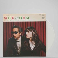 She And Him - A Very She And Him Christmas LP + MP3 - Assorted One