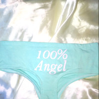 SWEET LORD O'MIGHTY! 100% ANGEL PANTY IN MINT