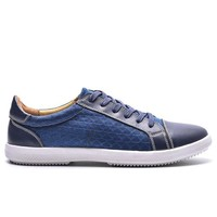 Split Leather Casual Shoes