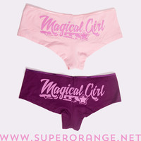 Magical Girl kawaii panties