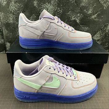 Morechoice Tuhz Nike Air Force 1 Low Lx Purple Agate Sneakers Casual Skaet Shoes Ct7358-500