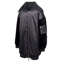 LONG OVERSIZED BOMBER JACKET, buy it @ www.puma.com