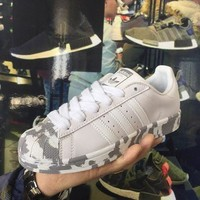 DCCKGV7 Adidas Originals Superstar Marble Classic Sneaker Sprot Shoes