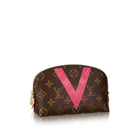 Products by Louis Vuitton: Cosmetic Pouch Monogram V