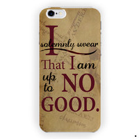 I Solemnly Swear That I Am Harry Potter For iPhone 6 / 6 Plus Case