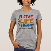 Leigh syndrome awareness shirt - find a cure