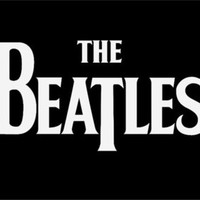 The Beatles Auto License Plate