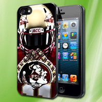 NEW FLORIDA STATE FSU Print On Hard Plastic Case For iPhone 4/4s 5/5s 6s/6s plus