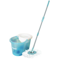 Viatek 360° Spin Mop With Press Handle