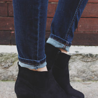 Southbound Booties - Black