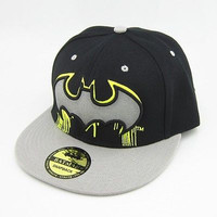 Batman Adjustable Snapback Hat