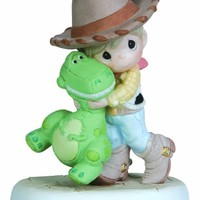 Precious Moments Our Love Will Never Go Extinct Figurine