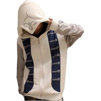 Aliexpress.com : Buy New Halloween Costume Assassins Creed III Connor Hoodie Cosplay Costume Top Coat Jacket from Reliable jacket hook suppliers on Emily Li's store   Alibaba Group