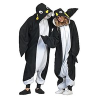 Adult Onesuit Anime Penguin Costume - Spencer's