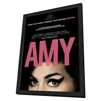 Amy 11x17 Framed Movie Poster (2015)