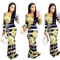 Africa yacht party style Rich Dresses