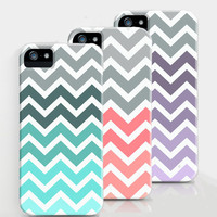Chevron Fade Pattern iPhone cases by RexLambo | Society6