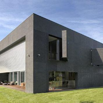 The First Zombie Proof House | All That Is Interesting