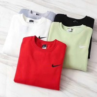 Nike Unisex Lover's Fashion Casual Long Sleeve Sport Top Sweater Pullover Sweatshirt One-nice™