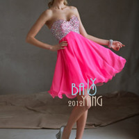 Short/Mini Party Cocktail Dresses Homecoming Formal Bridesmaid Prom Dresses 6-16