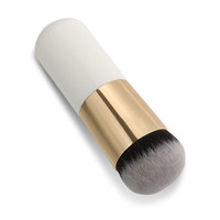 New Explosion Models Chubby Pier Foundation Brush Flat  Portable BB Cream Makeup Brushes Professional Cosmetic Make-up Brush