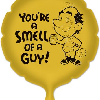 you're a smell of a guy! whoopee cushion Case of 30