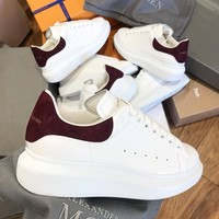 Alexander Mcqueen Leisure Sports Shoes-4