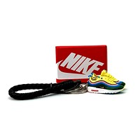 3D Sneaker Keychain- Air Max 97/1 Sean Wotherspoon Pair
