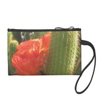 Red Torch Cactus Coin Wallet