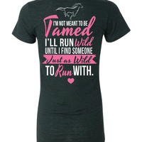 V-Neck: I'm Not Meant to Be Tamed