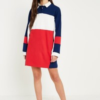 UO Oversized Rugby Dress | Urban Outfitters