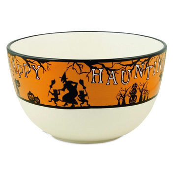 Happy Haunting Serving Bowl