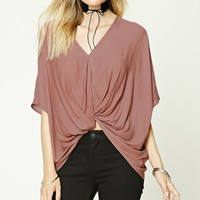 Contemporary Batwing Top