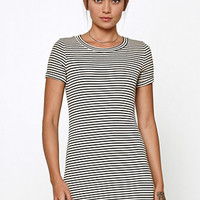 Honey Punch Stripe T-Shirt Dress at PacSun.com