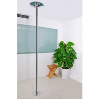 Megabrand® Professional Exotic Fitness Dance Pole Exercise Stripper Dancing Pole 45mm 9ft