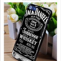 jack daniels bottle iPhone for 4 5 5c 6 Plus Case, Samsung Galaxy for S3 S4 S5 Note 3 4 Case, iPod for 4 5 Case, HtC One for M7 M8 and Nexus Case