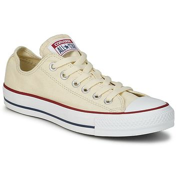 Converse Chuck Taylor All Star Unbleached White Low Top Womens Shoes M9165