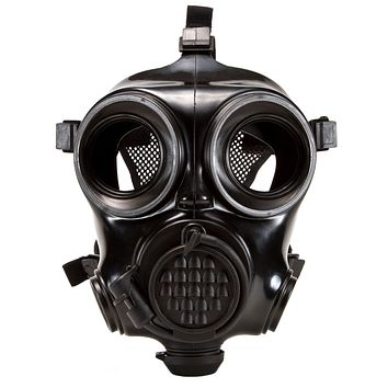 MIRA Safety CM-7M Military Gas Mask - CBRN Protection Military Special Forces, Police Squads, and Rescue Teams