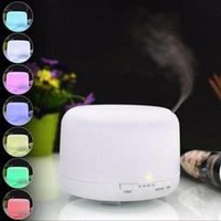 LED Color Changing Ultrasonic Essential Oil Aromatherapy Diffuser
