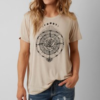Modish Rebel Compass Top