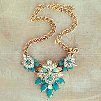 Pree Brulee - Isle of May Necklace