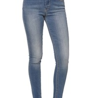 High Rise Skinniest Jeans - Womens Jeans - Blue