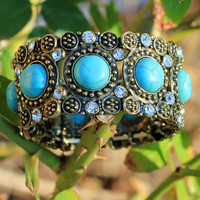 My Favorite Turquoise Bracelet