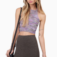 Holly Sweater Halter Top