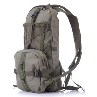 Multi-functioned Portable Cycling Backpack 2.5l Outdoors Camouflage Water Bag [6632402631]